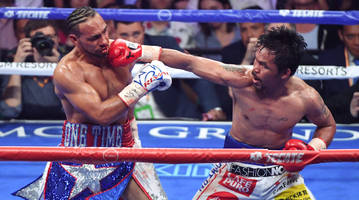 Manny Pacquiao Defeats Keith Thurman to Prove He's Still One of Boxing's Best