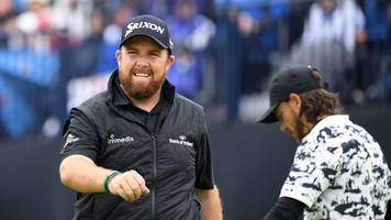 shane lowry wins open championship for first major