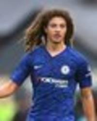 chelsea boss frank lampard reveals disappointment over ethan ampadu rb leipzig loan deal