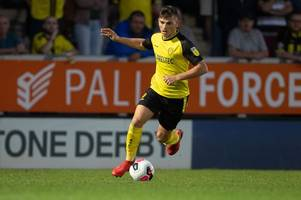 why burton albion won't be signing ex-manchester united youngster after trial spell