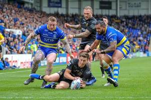 rugby league news - hull fc ready for warrington, world cup 9s draw, bradford bulls to leave odsal?