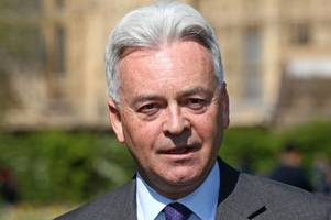 Sir Alan Duncan 'quits government job' ahead of leadership change - reports