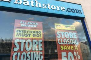 bathstore shops saved after homebase rescue package