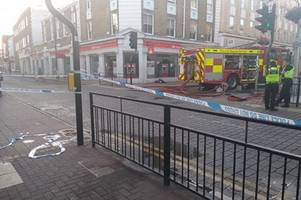 southend high street fire: everything we know after blaze at retail store closed major road