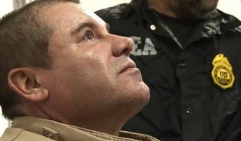 el chapo complained about new york jail. let's see how supermax works out.