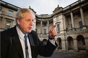 mps seek to use scottish courts to stop westminster no-deal brexit shutdown under boris johnson