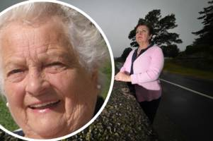 'our elderly mum was fleeced of thousands before she died but no-one will ever be prosecuted'