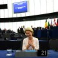 von der leyen's plan for europe: 'we need to overcome this division'