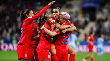 uswnt's olympic squad projection, one year out from tokyo 2020