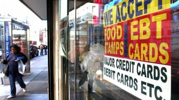 USDA Proposes Change To Close 'Loophole' In Food Stamp Eligibility