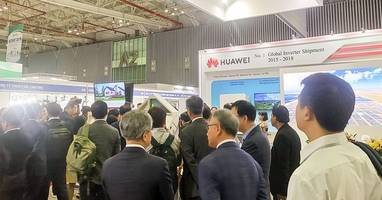 huawei leads the digital pv world at vietnam ete 2019