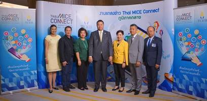 tceb connects mice business all over thailand and increases trade opportunity with thailand's first e-mice marketplace thai mice connect