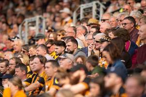 Fans of Hull City's Championship rivals including Leeds United, Reading and Middlesbrough vent frustrations
