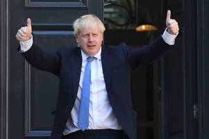 conservative mps in nottinghamshire react to boris johnson being next prime minister