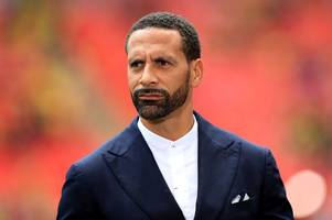 'great deal' west brom signing given rave review by rio ferdinand