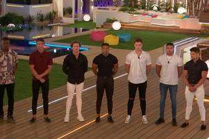 love island's michael griffiths and sherif lanre are coming to a plymouth