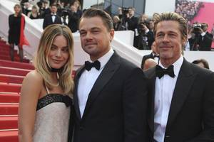 Brad Pitt, Leonardo DiCaprio and Margot Robbie talk about changing Hollywood