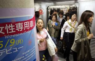 japanese workers told to stay home during olympics to prevent transport chaos