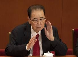 li peng, chinese premier dubbed the 'butcher of beijing', dies at 91