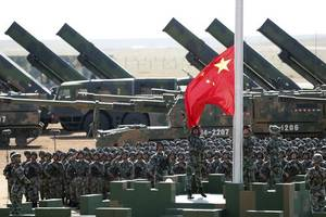why has china yet to start its military exercise off taiwan?