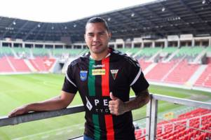 rangers misfit carlos pena goes awol as he walks out on new club after just four months