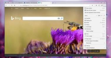 microsoft edge said to be sending full urls of the sites you visit to microsoft