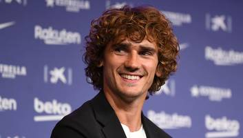 antoine griezmann reveals the premier league star he wants to play with at club level