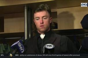 chris paddack after 5-2 loss to mets