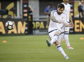 messi suspended from argentina's opening world cup qualifier