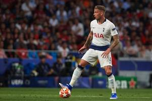 tottenham news and transfers recap: psg eye spurs star, levy to increase alderweireld fee