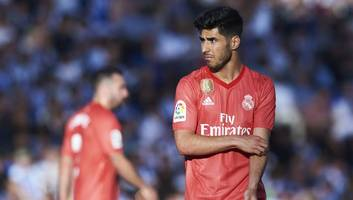 marco asensio to miss most of 2019/20 season as real madrid confirm acl rupture and surgery
