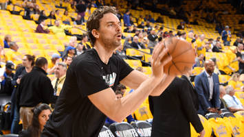 report: pau gasol agrees to one-year contract with blazers