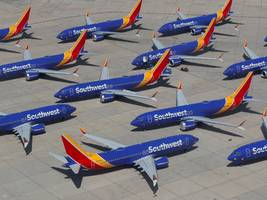 southwest plans to stop flying from newark airport and is yanking the 737 max from its schedule until 2020 (luv)