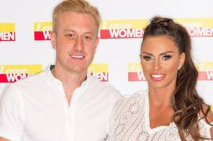 katie price engaged to boyfriend kris boyson amid kieran hayler divorce