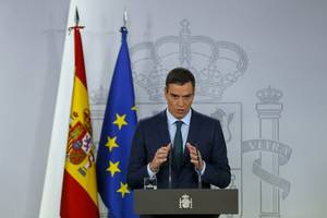 coalition talks stall as spain's socialist party faces crucial vote
