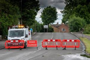 road to reopen two months after bridge was destroyed in arson attack