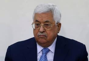 palestinian president mahmoud abbas to end agreements with israel