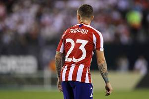 'the trippier effect!' - spurs fans hail defender after atletico madrid's win over real madrid