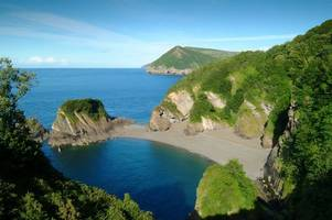 nine incredible devon beaches that could mistaken for a tropical paradise
