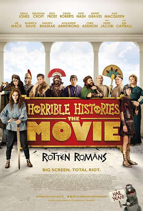 MOVIE REVIEW: Horrible Histories: The Movie - Rotten Romans