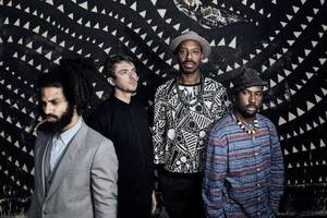 live report: sons of kemet - somerset house sessions, london