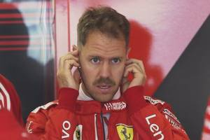 vettel's hard-fought second place felt like a victory