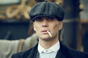 peaky blinders' cillian murphy 'smoked 1,000 cigarettes' in just one series