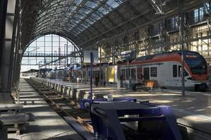german boy, 8, dies after man pushes him and mother in front of train at frankfurt station