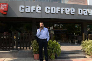 cafe coffee day founder vg siddhartha is india's coffee baron