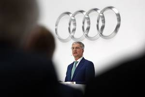 german prosecutors charge former audi boss with fraud over 'dieselgate'