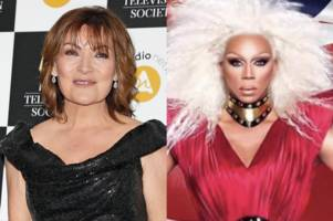 lorraine kelly to guest star on rupaul's drag race uk