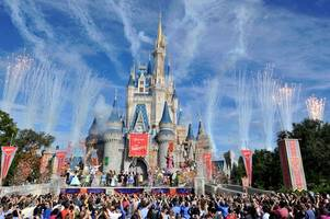 are millennials taking the mickey at disney world?
