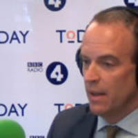 brexit: dominic raab caught lying about no-deal