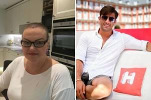 'love island winner jack fincham saved my life', reveals cancer-stricken derby mum